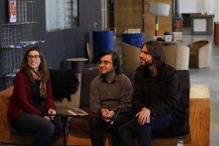 Entrevista a Kommas Ensemble, en el Festival Mixtur